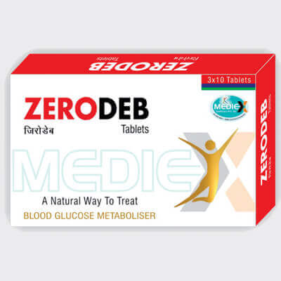 Mediex Healthcare - Products(ZERO DEB)