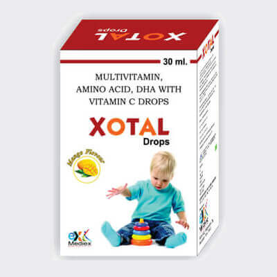 Mediex Healthcare - Products(XOTAL DROP)